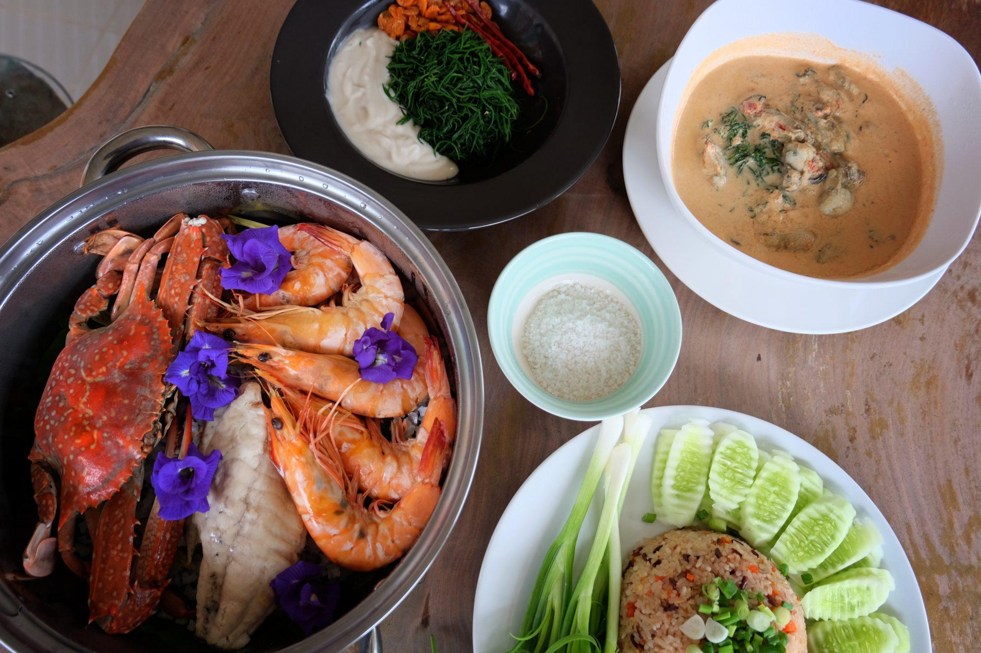 Samut Sakhon – Mangroves, Salt Farms, and Seafood!