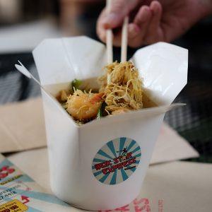 Wok Star Express – Bangkok's Newest Kung Food Place!